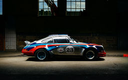 Uitstekend Porsche 911 Auto Royalty-vrije Stock Foto
