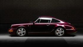 Uitstekend Porsche 911 Auto Royalty-vrije Stock Fotografie