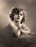 Uitstekend portret. stock afbeeldingen