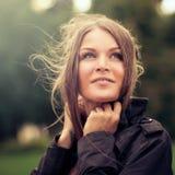 Uitstekend portret Stock Foto