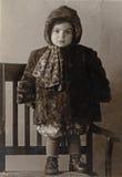 Uitstekend portret royalty-vrije stock foto