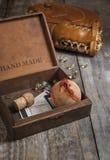Uitstekend Retro jonge geitjesspeelgoed Royalty-vrije Stock Foto
