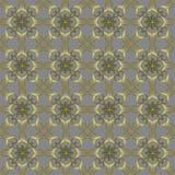 Uitstekend Retro naadloos patroon Royalty-vrije Stock Foto
