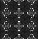 Uitstekend Retro naadloos patroon Stock Foto's