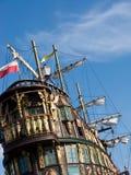 Uitstekend schip royalty-vrije stock foto