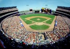 Uitstekend Shea Stadium, New York Stock Foto's