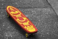 Uitstekend Skateboard Royalty-vrije Stock Foto's