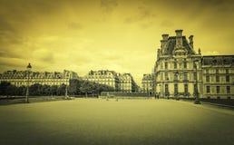 Uitstekend stijlbeeld van Parijs royalty-vrije stock foto's