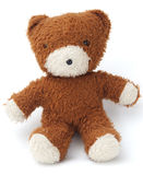Uitstekend Teddy Bear Royalty-vrije Stock Afbeeldingen