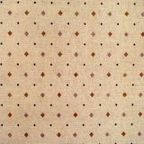 Uitstekend Textuurcanvas, Patroonachtergrond Royalty-vrije Stock Afbeelding
