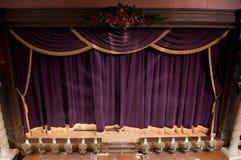 Uitstekend theater Royalty-vrije Stock Foto