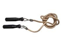Uitstekend touwtjespringen Royalty-vrije Stock Afbeeldingen