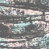 Uitstekend tropisch versleten patroon Stock Afbeelding