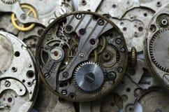 Uitstekend uurwerk stock afbeeldingen