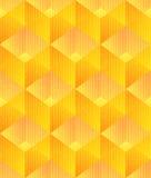 Uitstekend vector naadloos patroon Royalty-vrije Stock Afbeelding