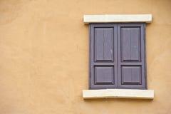 Uitstekend venster Stock Afbeeldingen