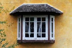 Uitstekend venster Stock Fotografie