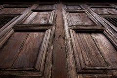 Uitstekend venster Royalty-vrije Stock Afbeelding