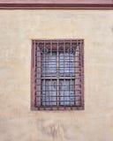 Uitstekend venster, Leipzig Duitsland Royalty-vrije Stock Fotografie