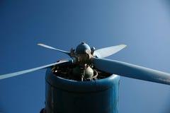 Uitstekend Vliegtuig Royalty-vrije Stock Foto's