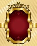 Uitstekende achtergrond Royalty-vrije Stock Afbeeldingen