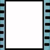 Uitstekende achtergrond met filmvlam Stock Fotografie