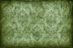 Uitstekende achtergrond van oud behang Stock Fotografie