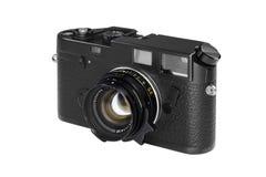 Uitstekende afstandsmetercamera, elektronika & technologie Royalty-vrije Stock Foto