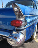 Uitstekende Amerikaanse Autoauto Royalty-vrije Stock Foto's