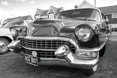uitstekende Amerikaanse cadillacauto Royalty-vrije Stock Foto's