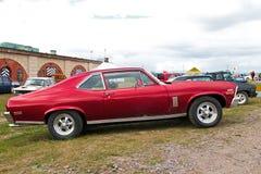 Uitstekende Amerikaanse spier-auto Royalty-vrije Stock Foto's