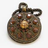 Uitstekende amulet Royalty-vrije Stock Afbeelding