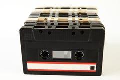Uitstekende audiocassetteband Royalty-vrije Stock Afbeelding