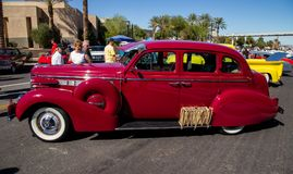 Uitstekende auto Royalty-vrije Stock Foto