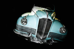 Uitstekende auto stock foto's