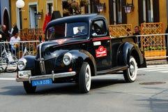 Uitstekende auto. Stock Fotografie