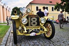 Uitstekende auto Stock Foto