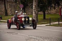 Uitstekende auto 469 Royalty-vrije Stock Fotografie