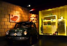 600 uitstekende auto Royalty-vrije Stock Foto