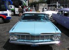 Uitstekende auto in Havana Cuba Royalty-vrije Stock Afbeelding