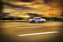 Uitstekende auto, Havana Fantasy Royalty-vrije Stock Foto's