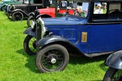 Uitstekende auto's Royalty-vrije Stock Foto