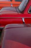 Uitstekende auto's Stock Foto's