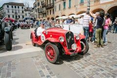 Uitstekende auto's Royalty-vrije Stock Foto's