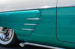 Uitstekende automobiele details Royalty-vrije Stock Foto's