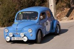 Uitstekende autoverzameling Stock Afbeelding
