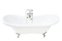 Uitstekende badkuip Stock Fotografie