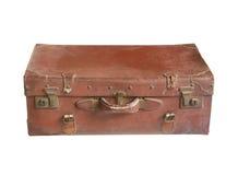 Uitstekende bagage Stock Afbeelding