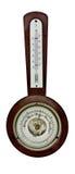 Uitstekende barometer Royalty-vrije Stock Fotografie