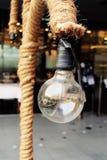 Uitstekende binnenlandse verlichtingslamp Stock Fotografie